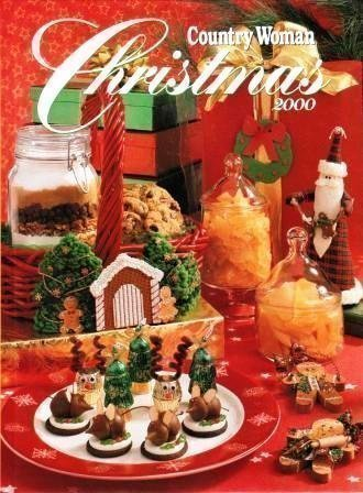 Country Woman Christmas 2000 (Country Woman) (Christmas Cookies Country Living)