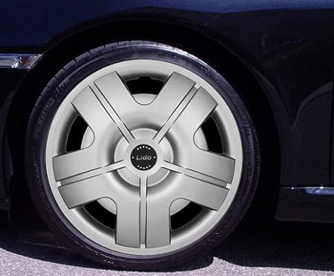 Tapacubos LIDO Plata 14 Pulgadas Hyundai Accent, ATOS, COUPE ...