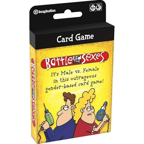 Imagination 2205 Battle Sexes Card product image