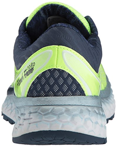 Chaussures Course Vintage Femme Blanched Pour De W1080v7 Indigo New Balance Glo Lime Aw17 ExHwTqwB