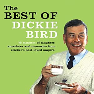 The Best of Dickie Bird Audiobook