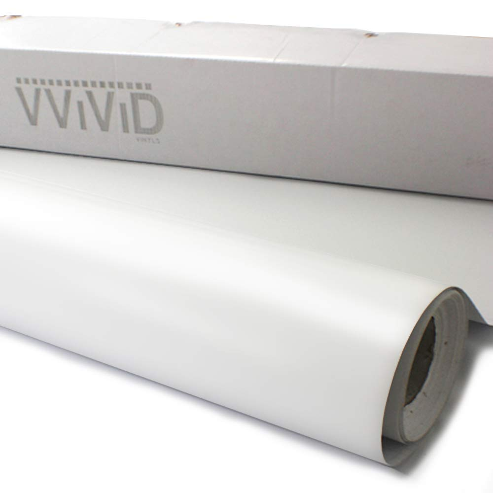 Vvivid clear lamination vinyl roll for die cutter and vinyl plotter matte finish 17 9 x 54 2 roll pack amazon ca office products