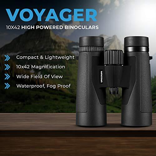 Buy rated binoculars for hunting