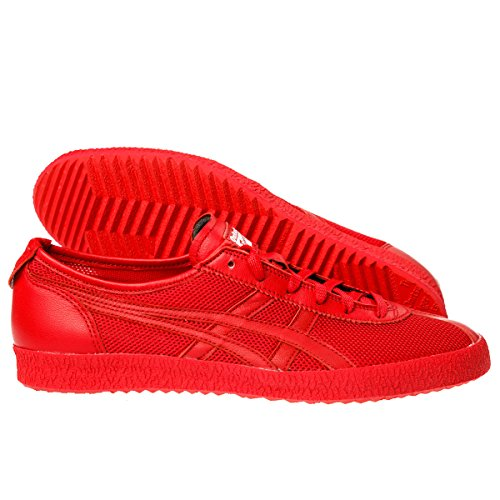 SPORT SCHUHE EU RED D6N1N 41 ASICS 5 2525 UNISEX DELEGATION RED MEXICO 0Z8Sq