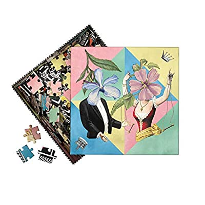 Christian Lacroix Fall 2020 2-Sided Puzzle: Toys & Games