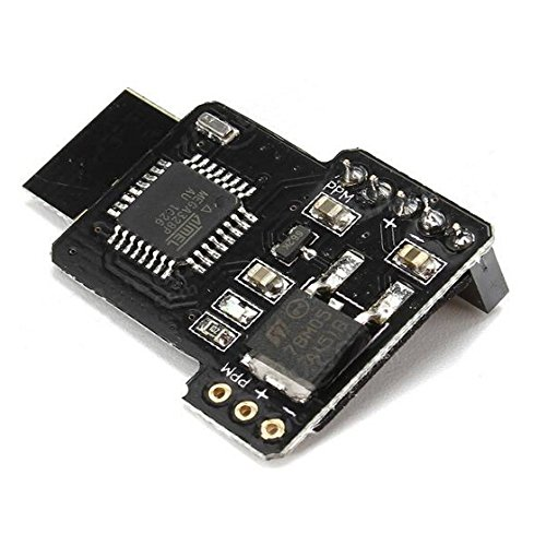 Crazepony Multiprotocol Transmitter TX Module Compatible with Frsky X9D X9D Plus X12S (Transmitter Module)