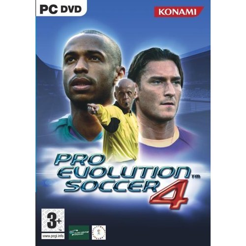 fan products of Pro Evolution Soccer 4
