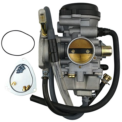 yamaha kodiak carburetor - 6
