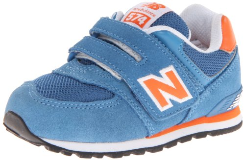 c0094fcb2f09 New Balance KV574 Hook and Loop Running Shoe (Toddler) - Import It All