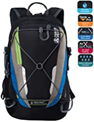 TERRA PEAK Cycling Hiking Backpack Water Resistant Travel Backpack Lightweight Daypack 30L