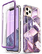 i-Blason Cosmo Series Case for iPhone 11 Pro Max 2019 Release, Slim Full-Body Stylish Protective Case with Built-in Screen Protector