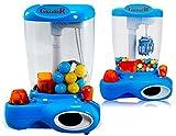 DS-Novel Mini Candy Grabber Desktop Doll Candy Catcher Machine (Blue)