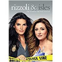 Rizzoli & Isles SEASON 7. THE COMPLETE 7TH SEASON DVD