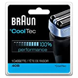 Braun 40B CoolTec Shavers Series Replacement Shaving Foil Head...