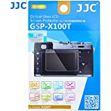 JJC GSPX100T Tempered 9H Hardness Optical Glass Screen Protector For Fujifilm X100T Camera (Clear)