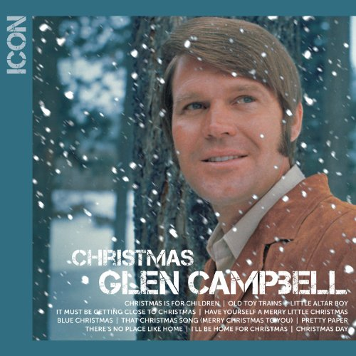 ICON Christmas Glen Campbell product image