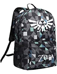 YOYOSHome Luminous Anime The Legend of Zelda Cosplay Bookbag College Bag Daypack Backpack School Bag