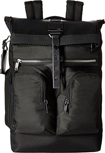 5f5a5e09db0 Tumi Men s Alpha Bravo London Roll-Top Backpack