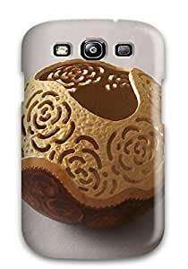 Durable Gourd Art Back Case/cover For Galaxy S3