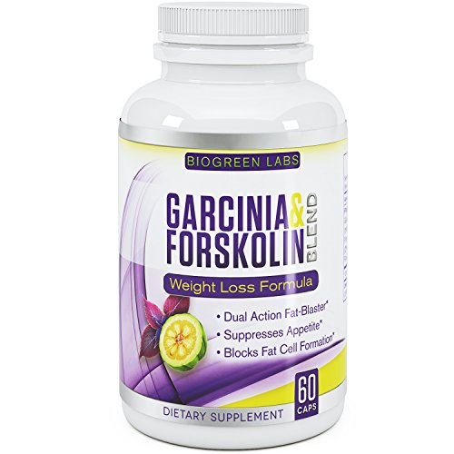 Extrait forskoline pur avec Garcinia Cambogia ● 100% naturel, USA Made et haut de gamme ● Premium Puissance ● dosages recommandés ● ● Safe & efficace entièrement garantis
