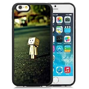 NEW Unique Custom Designed iPhone 6 4.7 Inch TPU Phone Case With Lonely Dan Board Close Up_Black Phone Case