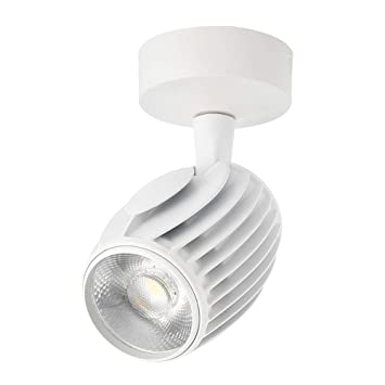 Mogicry 20 30 40w Weiss Zylinder Einstellbare Spot Lampe 360