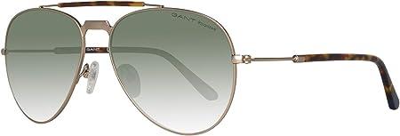 Gafas de sol Gant para hombre,Materiales de alta calidad y diseño especialmente diseñado,Metal