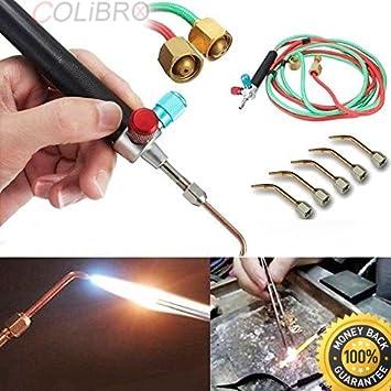Review COLIBROX--Jewelry Micro Mini Gas