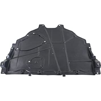 Engine Splash Shield Plastic Engine Under Cover Front compatible with Mazda 3