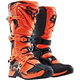 2016 Fox Racing Mens Comp 5 Boots (11, Orange)