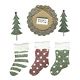 Jolee's Boutique Dimensional Stickers, Season's Greetings