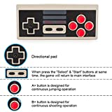 NES Classic Wireless Controller, YCCTEAM  Wireless Controller Console Gamepad for Nintendo NES Classic Mini Edition Gaming System with 2.4G Wireless Receiver
