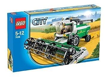 De Lego La Jeu Construction City 7636 Moissonneuse Batteuse Ie29WEDHYb