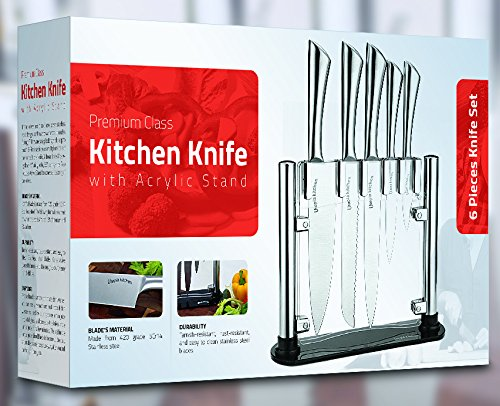 Utopia Kitchen  Grade Stainless Steel Knive Reviews
