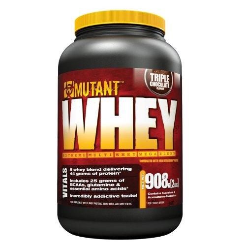 - Mutant Whey 908g Chocolate