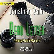 Dead Letter: A Harry Stoner Mystery, Book 3 | Jonathan Valin