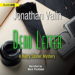 Dead Letter Audiobook