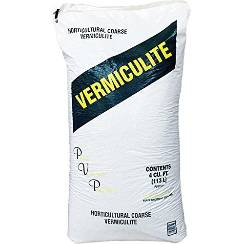 Coarse Vermiculite, 4 cubic foot bag by PVP Industries