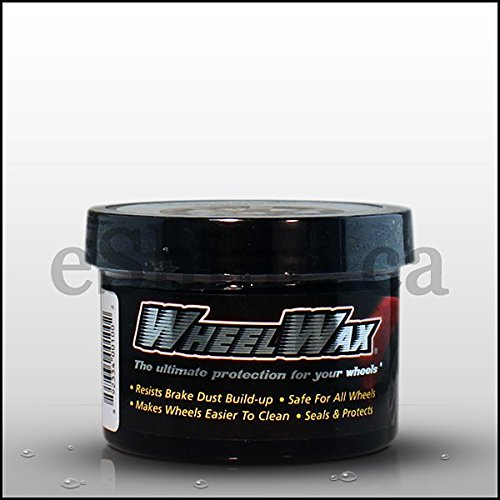 Wheel Wax Ultimate Protection For Your Wheels, 8 Ounce by WheelWax