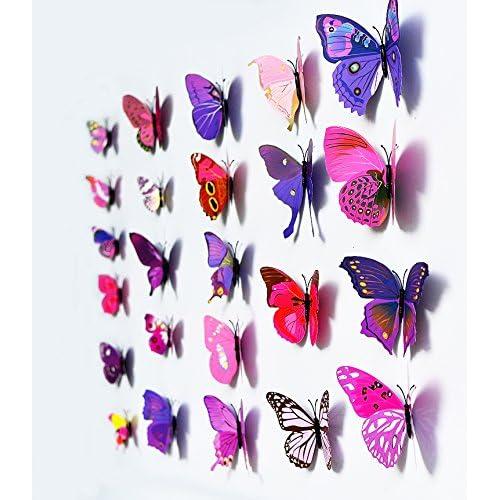 decorative butterflies amazon co uk