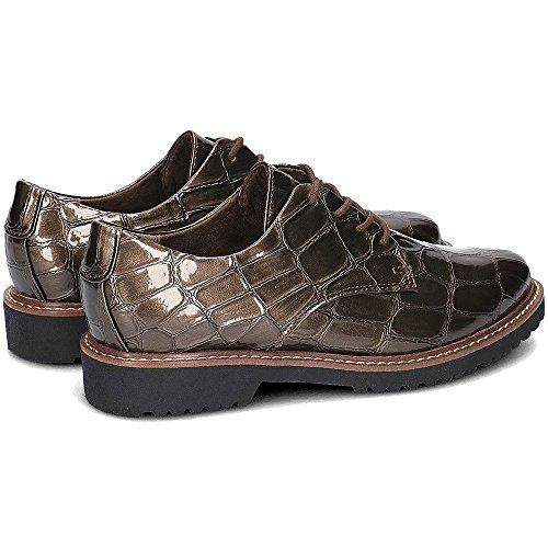 23703 353 Marrón 2 Zapatos Mujer 2 Cordones 353 Marco 29 Para De Tozzi XwxtZCqnWB