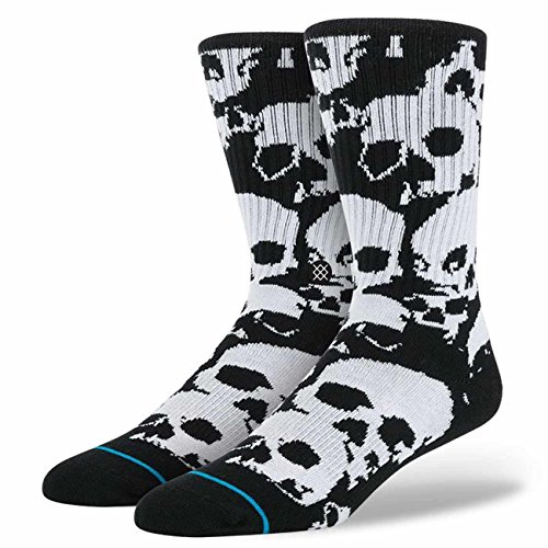 Stance Mens Ulo 2 Socks Large/X-Large Black