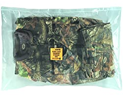 Hunters Specialties Scent-a-way Scent-safe Clothing Bag W Scent Wafer