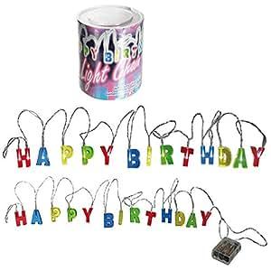Happy Birthday Lights - 578011