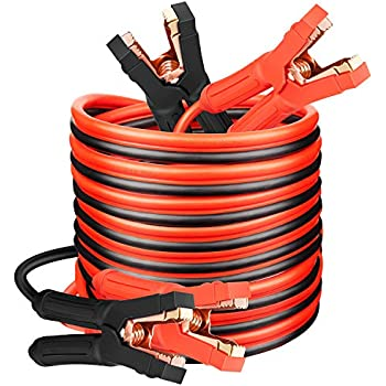 30 ft jumper cables
