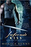 Inferno's Kiss, Monica Burns, 0425243141