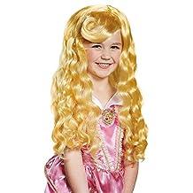 Disguise Costumes Disney Princess Sleeping Beauty Aurora Child Wig