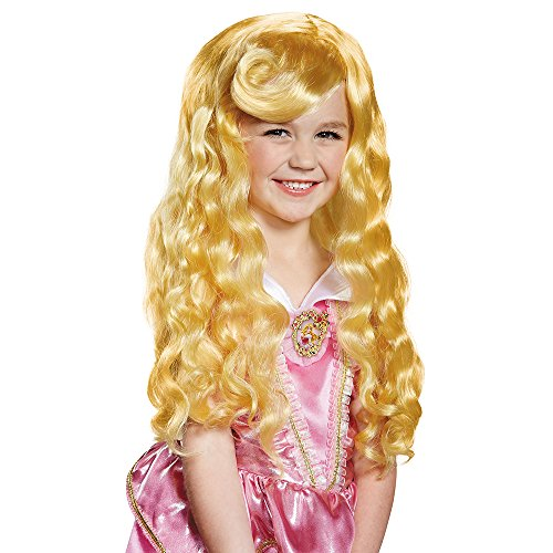 Disguise Disney Princess Sleeping Beauty Aurora Child Wig