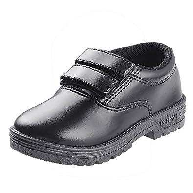 18db74ae1 Liberty Unisex Slip-On School Shoes (Size 3 UK/Age 9-10 Years/Length ...