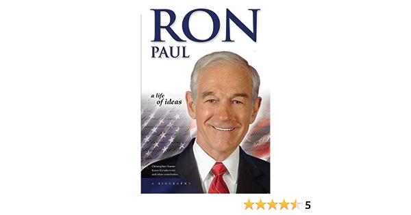Ron Paul: A Life: Amazon.es: Horner, Christopher C ...